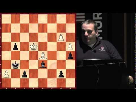 Practical Endgames (that Really Happened) - GM Ben Finegold - 2014.12.02