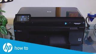 Replacing a Cartridge - HP Photosmart Plus All-in-One Printer (B209a)(, 2011-02-04T16:20:18.000Z)