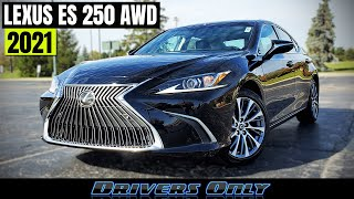 The new 2021 lexus es 250 awd is here and it very first that comes with awd! check out 250, interior, exterior, engine, all sta...