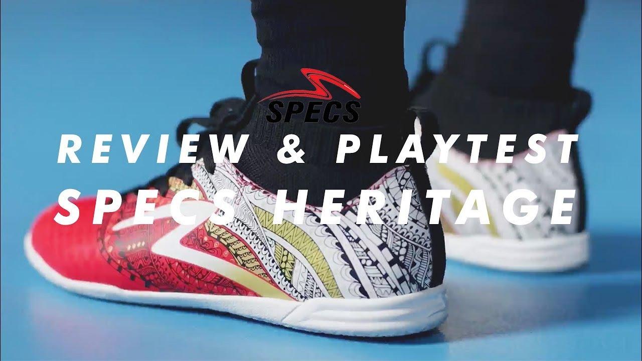 Sepatu Futsal Specs Terbaik Di 2018 Specs Heritage In Youtube
