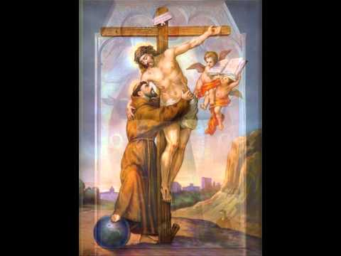 Иконы и картины католических святых