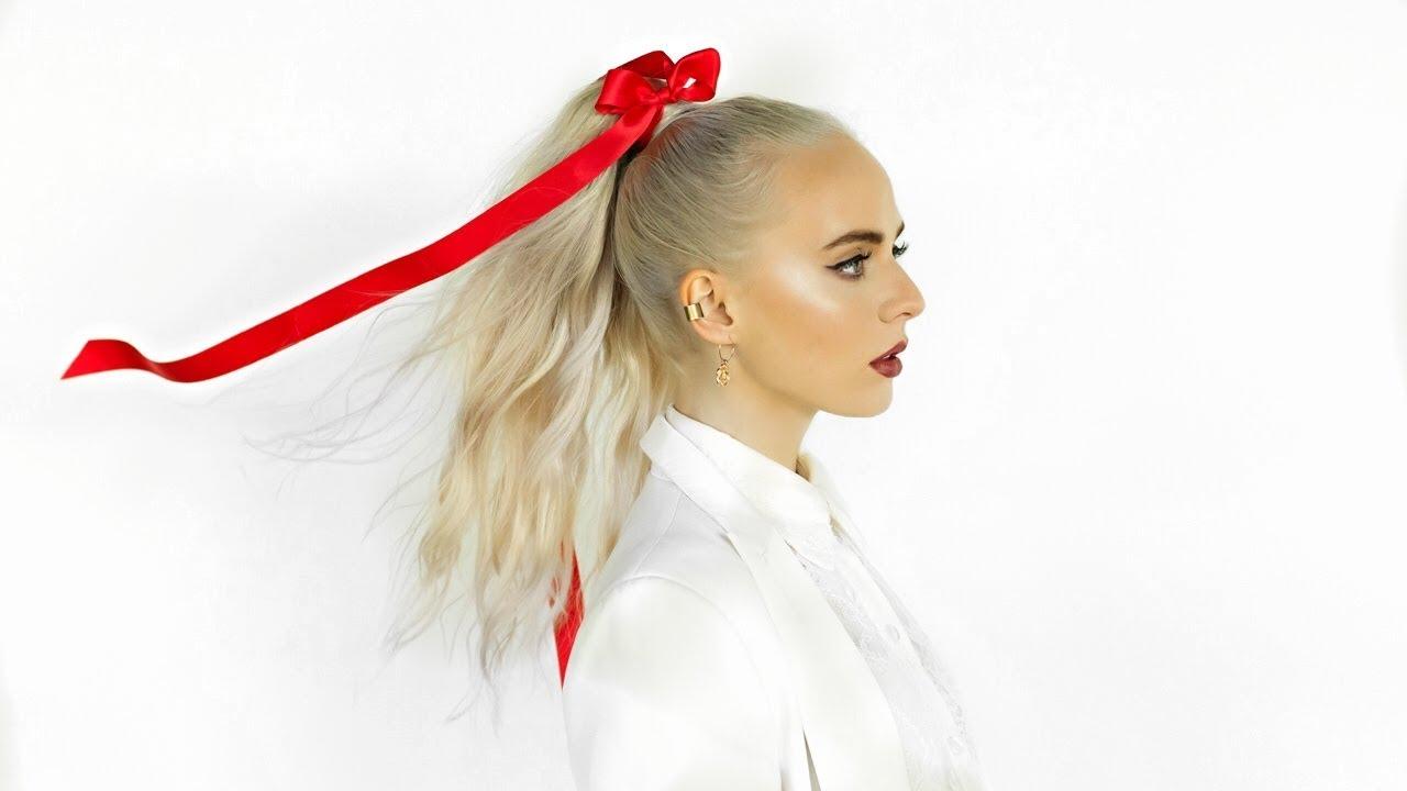 red ribbon madilyn # 0