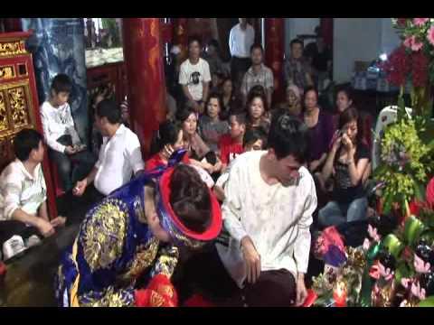 Lễ Trình Đồng Mở Phủ ( Phủ Dày - Nam Định ) 2
