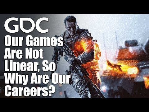 Our Games Are Not Linear, So Why Are Our Careers?