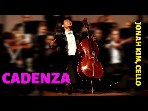CELLO CADENZA - Jonah Kim (Cello) - [Concerto da Camera] - Jose Gonzalez Granero