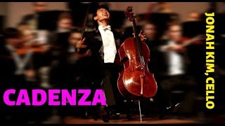 CELLO CADENZA! - Jonah Kim (Cello) - [Concerto da Camera] - Jose Gonzalez Granero