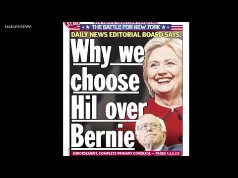 NY Daily News Writer Takes On Paper