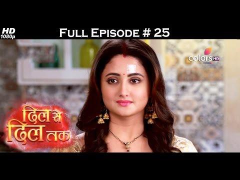 Dil Se Dil Tak - 3rd March 2017 - दिल से दिल तक - Full Episode (HD)