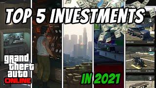 TOP 5 Investments in GTA Online 2021 um SOLO Millionen zu machen