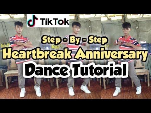 Heartbreak Anniversary Tiktok Dance tutorial | Mil bert Dave