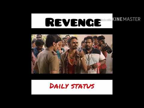 Maari Mass Status|Maari Dhanush Status|Maari The Don|Maari Revenge Dialogue