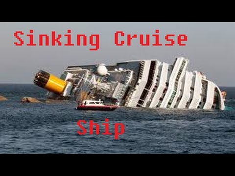 Roblox Cruise Ship Sinking - YouTube