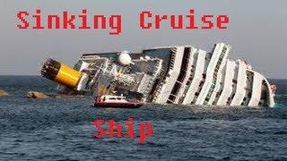 Roblox Kreuzfahrtschiff Sinking