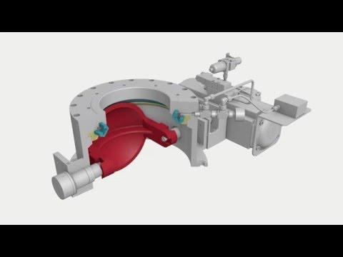 Dome Valve (Bulk Material Handling Valve)
