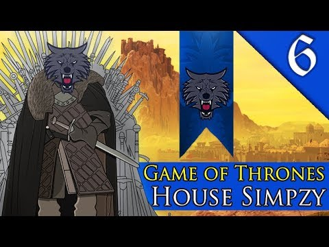 SIEGE OF CASTERLY ROCK! Mount & Blade Warband: Game of Thrones: House Simpzy #6