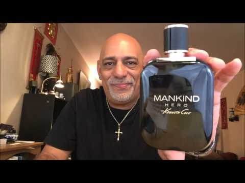 Kenneth Cole Mankind Hero REVIEW + 2 Samples GIVEAWAY (CLOSED)