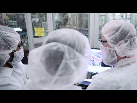 Procter & Gamble: Delivering Manufacturing of the Future