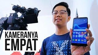 Cuman 2,199 Juta! Unboxing Huawei Y9 2018