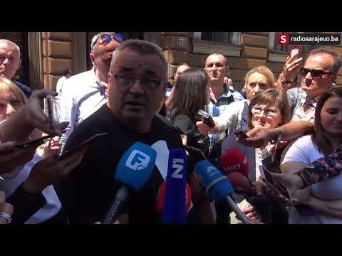 Muriz Memić - Izjava nakon presude Seferovićima