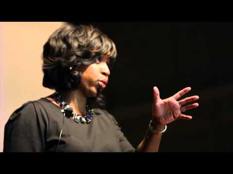 Dare to be yourself, tell YOUR story: Ayanna Pressley at TEDxRoxburyWomen