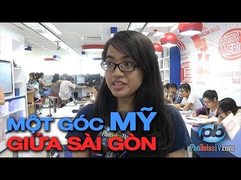 The American Center: Một góc Mỹ giữa Sài Gòn