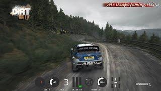 DiRT Rally XBOX One Gamepad Gameplay PC Pant Mawr R4 WRX