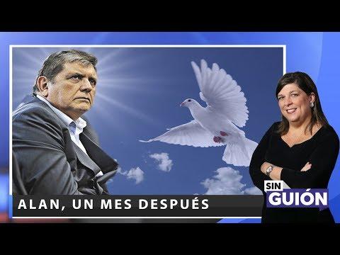 Alan, un mes después - Sin Guion con Rosa María Palacios