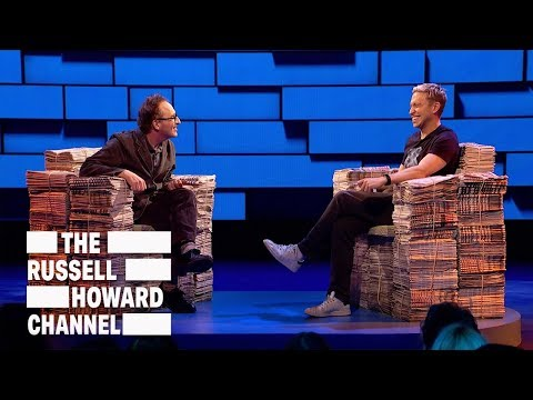 Jon Ronson on the world of internet porn - The Russell Howard Hour