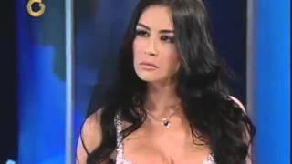 """Diosa Canales - """"Solo me he acostado con 10 hombres""""."""