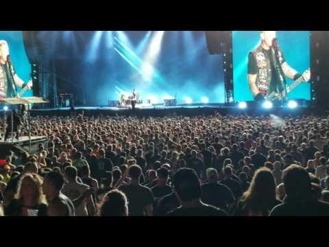 Metallica Live 2017 Newton Iowa Speedway