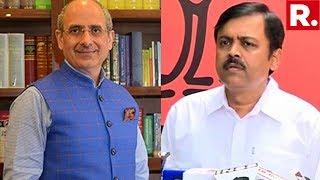 BJP's Nalin Kohli & GVL Narasimha Rao Speak To Republic TV Over Pakistan Backing For Chidambaram