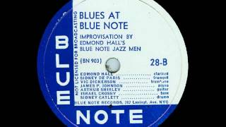 """Blues at Blue Note"" by Edmond Hall"