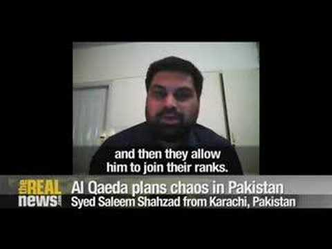 al-Qaeda in Pakistan plans election chaos