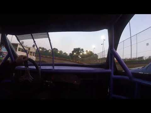 Jimmy Dutlinger Peoria Speedway Heat 8/18/18