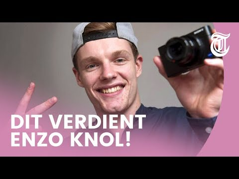 Zo komt Enzo Knol aan zijn geld! - GELD VAN DE STERREN #01