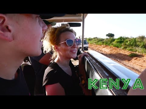 Our First African Safari!