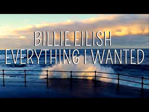 Billie Eilish - everything i wanted | Study, Sleep, Relaxing Music for Stress Relief |