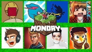 trolling in the minecraft monday youtuber tournament...