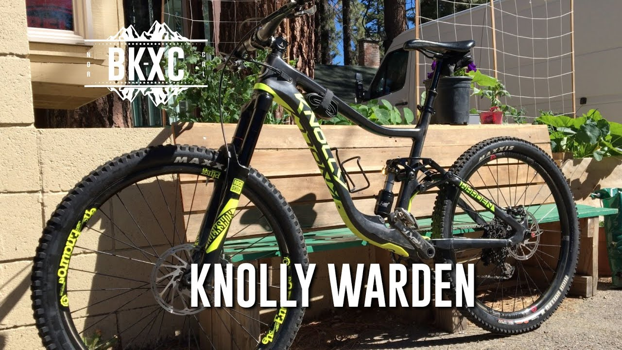 89595491181d 2016 Knolly Warden Carbon MTB Test Ride - YouTube