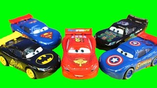 Disney Cars Lightning McQueen Becomes The Ultimate Super Hero Car And Rescues TMNT Turtles Episode 1