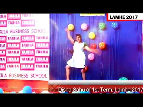 LAMHE 2017: DISHA SABU: TAXILA BUSINESS SCHOOL