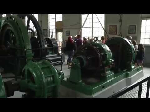 Kimberley's Underground Mining Railway