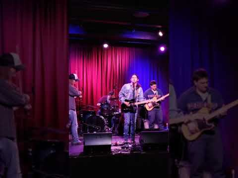 Nick Gusman & The Coyotes: Jesus Christ On The Natchez Queen
