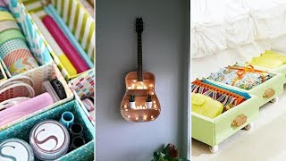 10 Storage Solution and Upcycling Ideas for Cheap