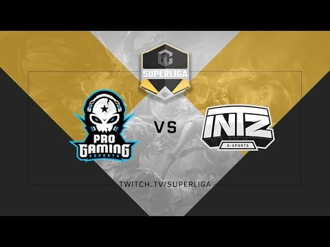 Superliga ABCDE League of Legends - Final - ProGaming vs. INTZ - MD5
