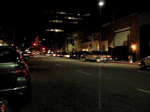 Beverly Hills at Night - PapaBrazzi Report