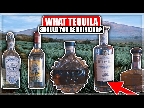 A Guide To The Different Types Of Tequila