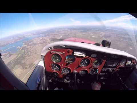 First IFR Flight Lesson: Cessna 172