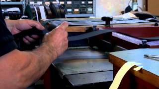Сумкин: Francesco Marconi - Производство ремней