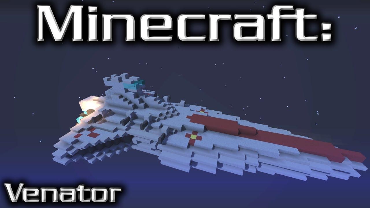 Minecraft venator map